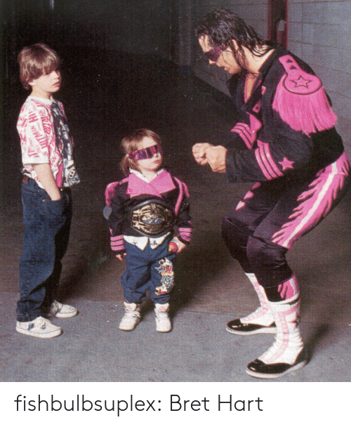 Tumblr, Blog, and Http: fishbulbsuplex:  Bret Hart
