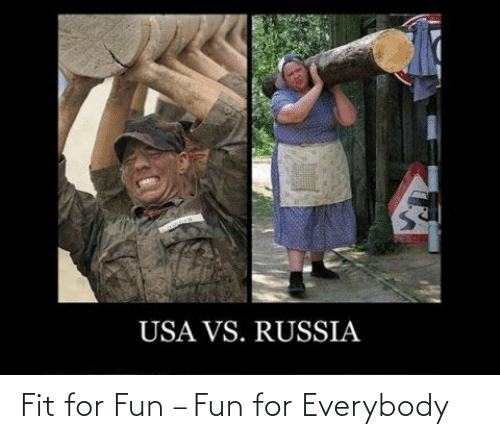 fit: Fit for Fun – Fun for Everybody