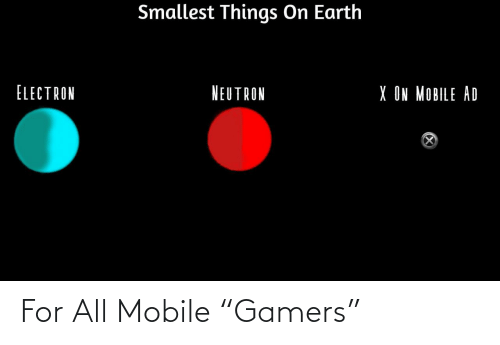 "Mobile: For All Mobile ""Gamers"""