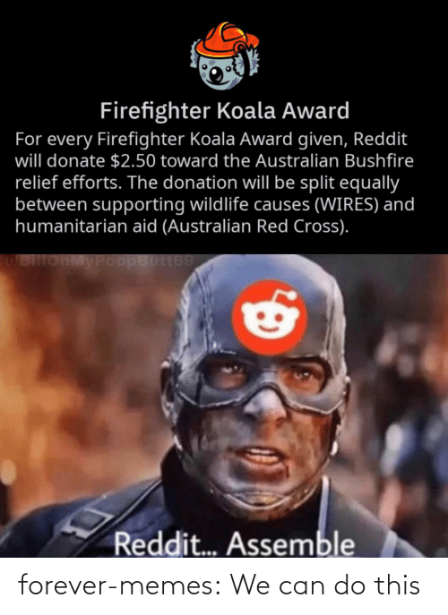 Can Do: forever-memes:  We can do this