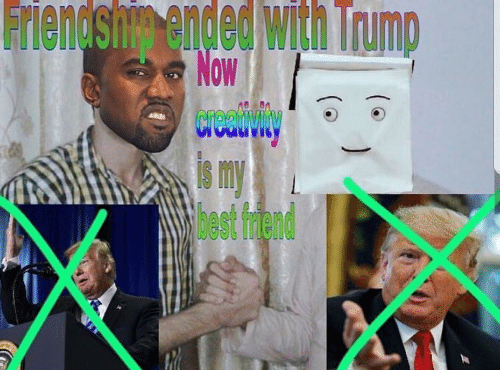 Best Friend, Best, and Dank Memes: Friendship  ended  with  Trum  Now  ceaivl  best friend