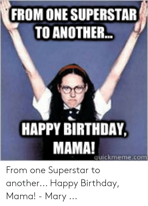 Awe Inspiring 25 Best Memes About Funny Happy Birthday Mom Meme Funny Funny Birthday Cards Online Overcheapnameinfo
