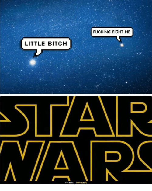 Fight Me Little Bitch: FUCKING FIGHT ME  LITTLE BITCH  STAR  AWARDS