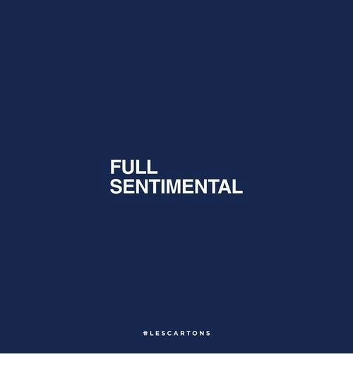Full and Sentimental: FULL  SENTIMENTAL