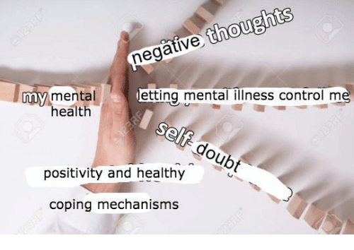 mmy: gaive thoughts  mmy mentaletting mental illness control me  health  go  positivity and healthy  ub  coping mechanisms