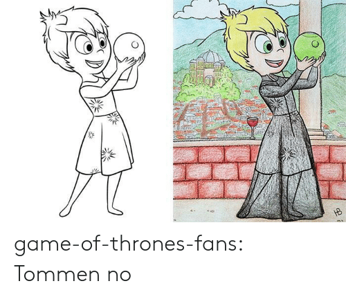 Game of Thrones, Tumblr, and Blog: game-of-thrones-fans:  Tommen no