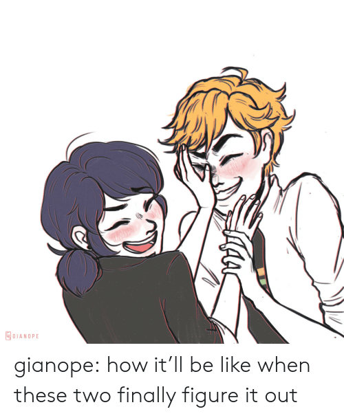 Be Like, Target, and Tumblr: GIANOPE gianope:  how it'll be like when these two finally figure it out