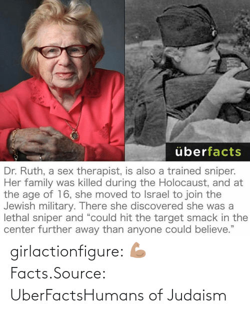 humans: girlactionfigure:  💪🏽 Facts.Source: UberFactsHumans of Judaism