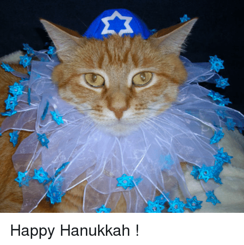 Memes, Hanukkah, and 🤖: Go Happy Hanukkah !