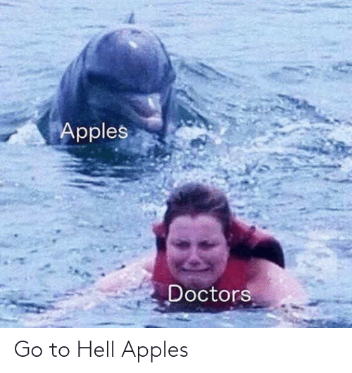 Hell: Go to Hell Apples