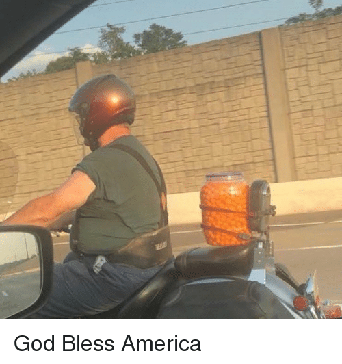 America, Funny, and God: God Bless America