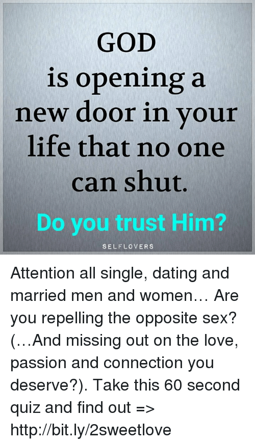 what to do if your dating a married man