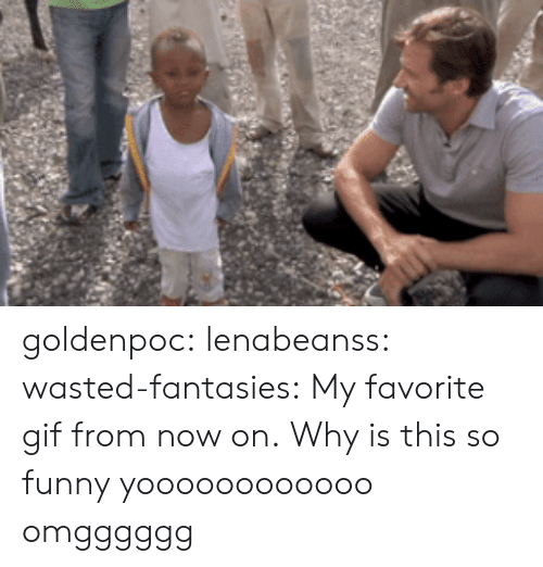 Funny, Gif, and Tumblr: goldenpoc: lenabeanss:   wasted-fantasies:  My favorite gif from now on.  Why is this so funny yoooooooooooo   omgggggg