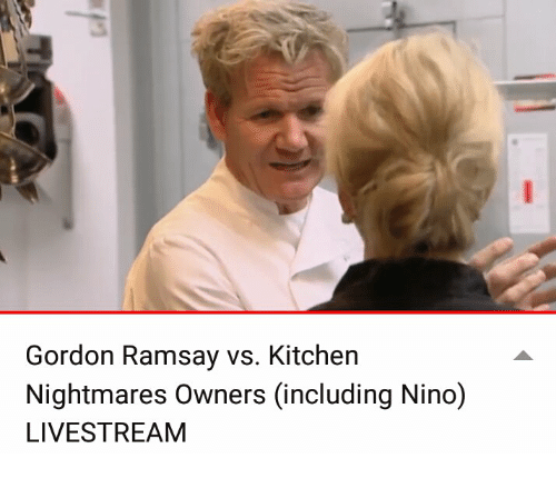 difference between the way gordon ramsay In july of last year, gordon ramsay, the caustic chef and fox tv food personality whose standard vocabulary -- at least on his shows -- is predominantly a string of f-bombs, typically flung in the fearful faces of chefs who seemingly don't know the difference between scalding and sauteing, touched.