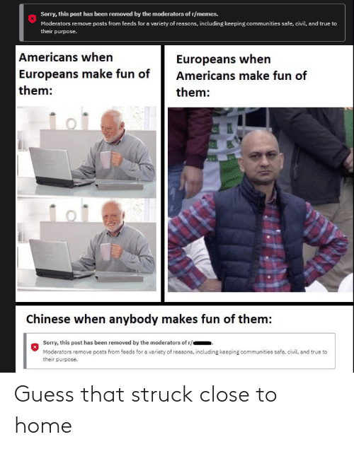 Guess: Guess that struck close to home