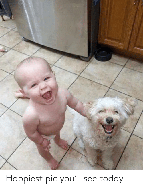 pic: Happiest pic you'll see today