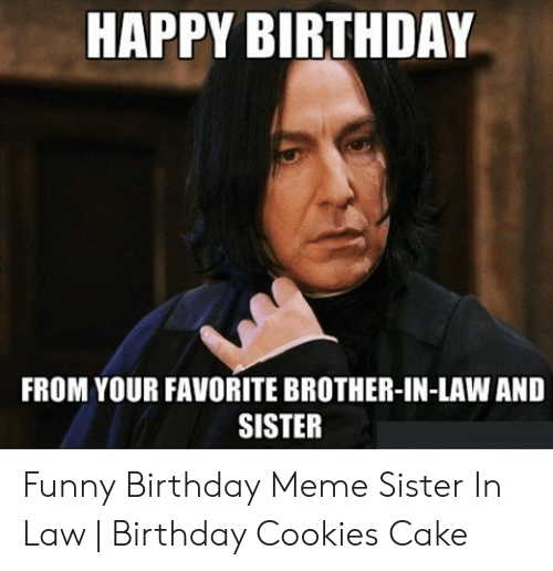 🦅 25+ Best Memes About Funny Birthday Meme Sister | Funny