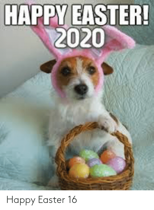 Easter: Happy Easter 16