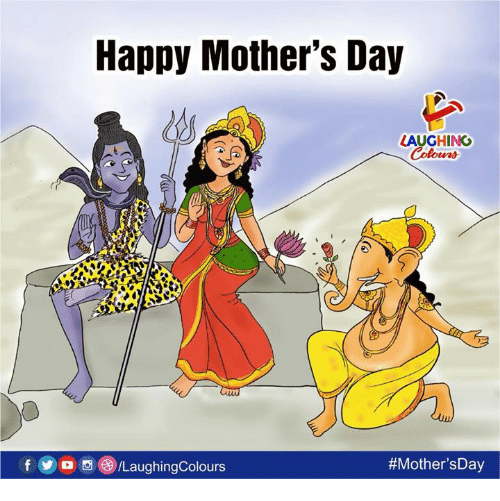 Mother's Day, Happy, and Happy Mothers Day: Happy Mother's Day  AUGHING  f/LaughingColours
