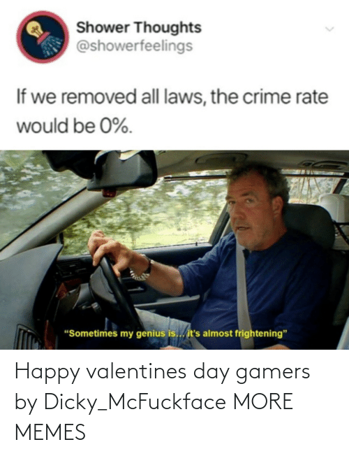 valentines: Happy valentines day gamers by Dicky_McFuckface MORE MEMES