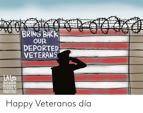 dia: Happy Veteranos día