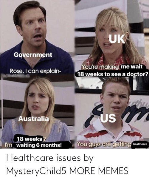 issues: Healthcare issues by MysteryChild5 MORE MEMES