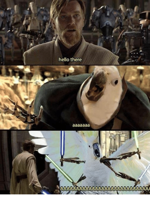 Hello, Hello There, and There: hello there