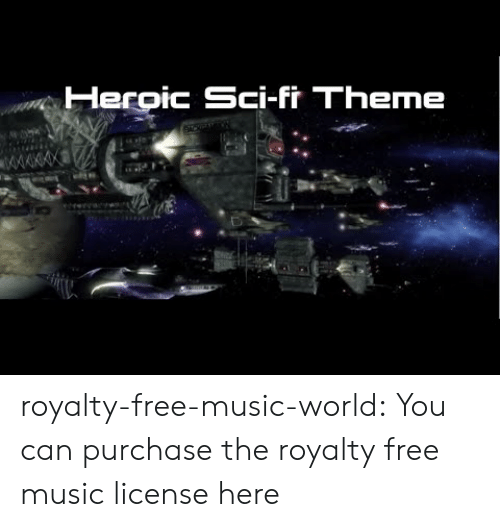 License: Herpic Sci-fr Theme royalty-free-music-world:  You can purchase the royalty free music license here