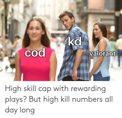 All Day Long: High skill cap with rewarding plays? But high kill numbers all day long