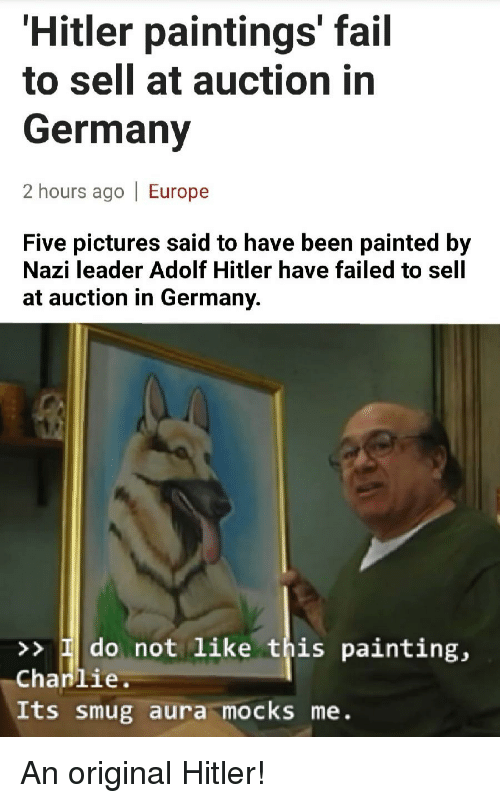 25 Best Memes About I Do Not Like This Painting I Do Not Like