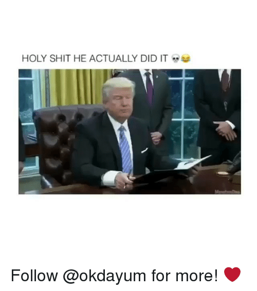 Shit, Black Twitter, and Holi: HOLY SHIT HE ACTUALLY DID IT Follow @okdayum for more! ❤