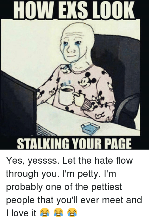 When You Stalking Ur Crush's Instagram and Find a Cute Pic ...  |Stalking Your Crush Memes