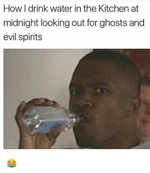 wish a nigga would like a kitchen cabinet 25 best memes about evil spirits evil spirits memes 29338
