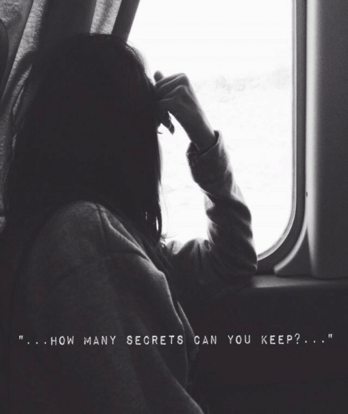 "How, Can, and Secrets: "". . . HOW MANY SECRETS CAN YOU KEEP?. . ."""