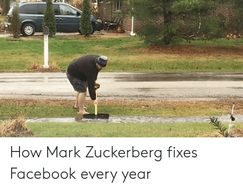 Mark Zuckerberg: How Mark Zuckerberg fixes Facebook every year