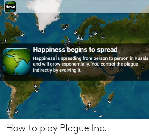 play: How to play Plague Inc.