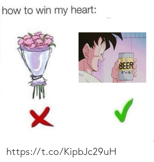 """Beer: how to win my heart:  BEER  E""""-IL https://t.co/KipbJc29uH"""