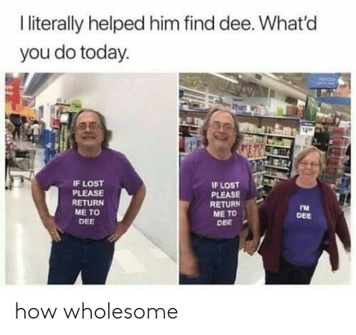 Wholesome: how wholesome