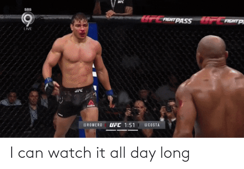 All Day Long: I can watch it all day long