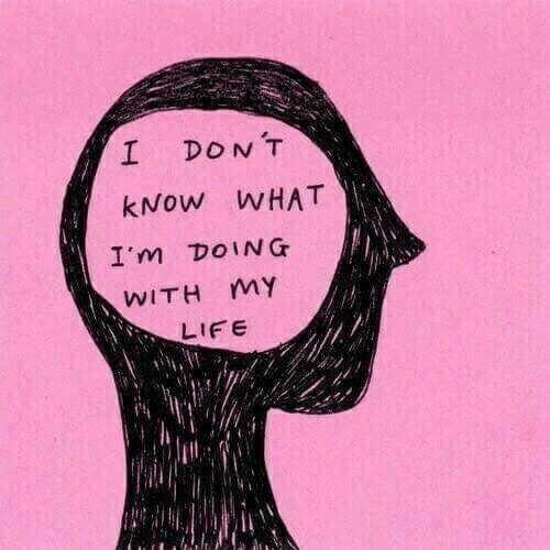 Life, Don, and What: I DON T  kNoW WHAT  Im DOING  WITH MY  LIFE