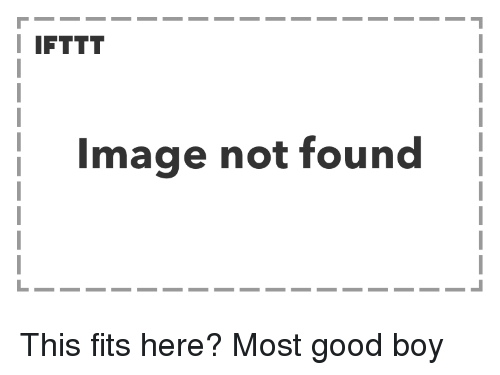 Good, Image, and Boy: I IFTTT  Image not found This fits here? Most good boy
