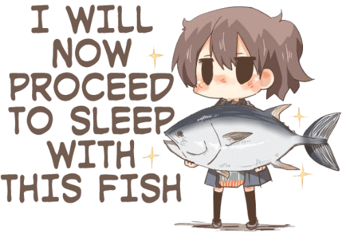Fish, Will, and Now: I WILL  NOW  PROCEED  TO SLEER  WITH  THIS FISH