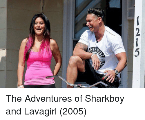 sharkboy and lavagirl: i215 The Adventures of Sharkboy and Lavagirl (2005)