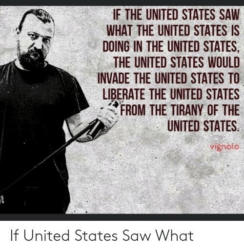 states: If United States Saw What