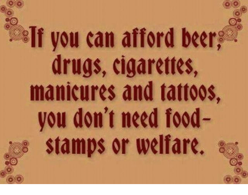 Can You Buy Cigarettes And Beer With Food Stamps