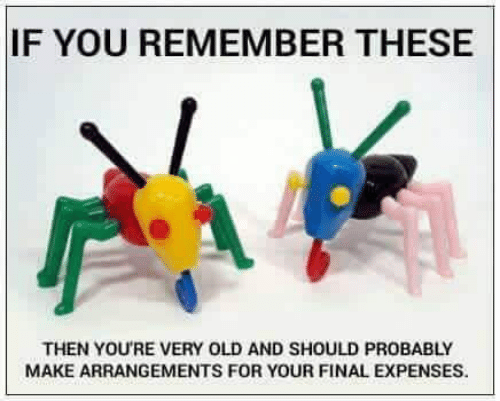 Memes, Old, and 🤖: IF YOU REMEMBER THESE  THEN YOU'RE VERY OLD AND SHOULD PROBABLY  MAKE ARRANGEMENTS FOR YOUR FINAL EXPENSES.