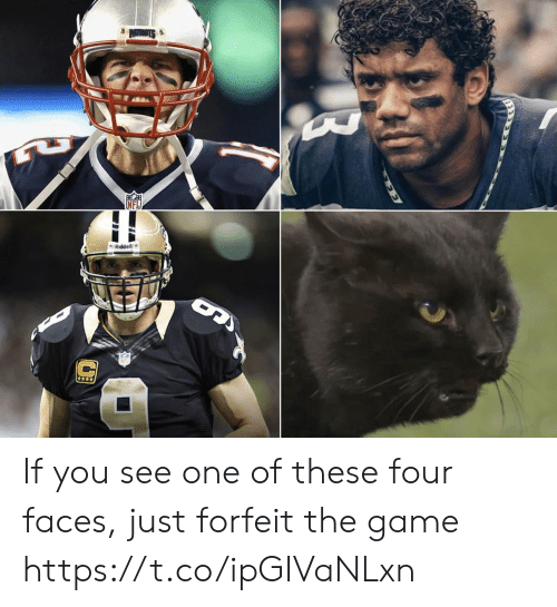 faces: If you see one of these four faces, just forfeit the game https://t.co/ipGIVaNLxn
