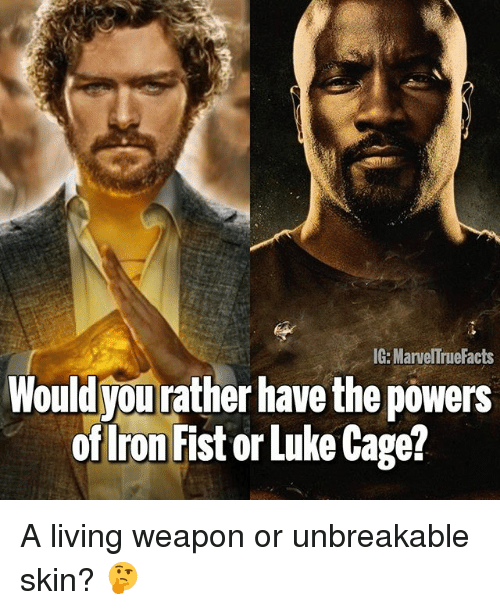 Love Each Other When Two Souls: 25+ Best Memes About Luke Cage