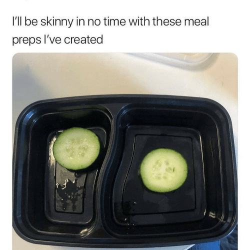 Meal: I'll be skinny in no time with these meal  preps I've created  22