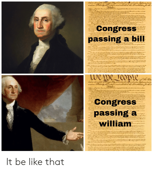 Be Like, Dank Memes, and Congress: imdiare demestie Tranguakity prevlide ferhY ommen lafena pum  and our tritdb ordan andestblsh Has Cenatildtin for He  Mnde  CongresS  passing a bill  z1  we  eo  Congress  passing a  william It be like that